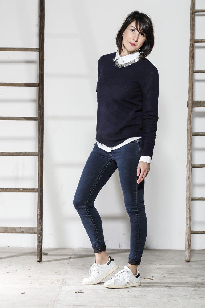 comment porter le jean brut, assortir ses vetements