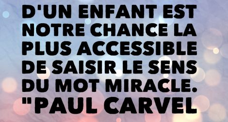 Citation Paul Carvel
