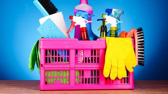 nettoyants ménagers naturels