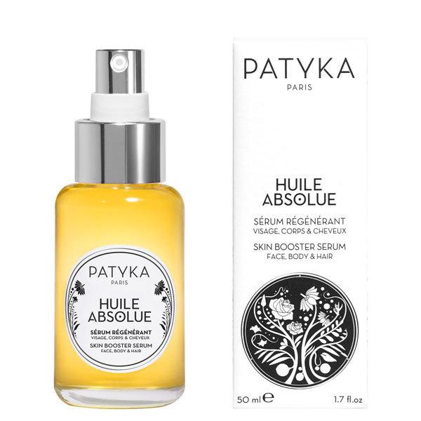Patika huile absolue produits cosmétiques bio