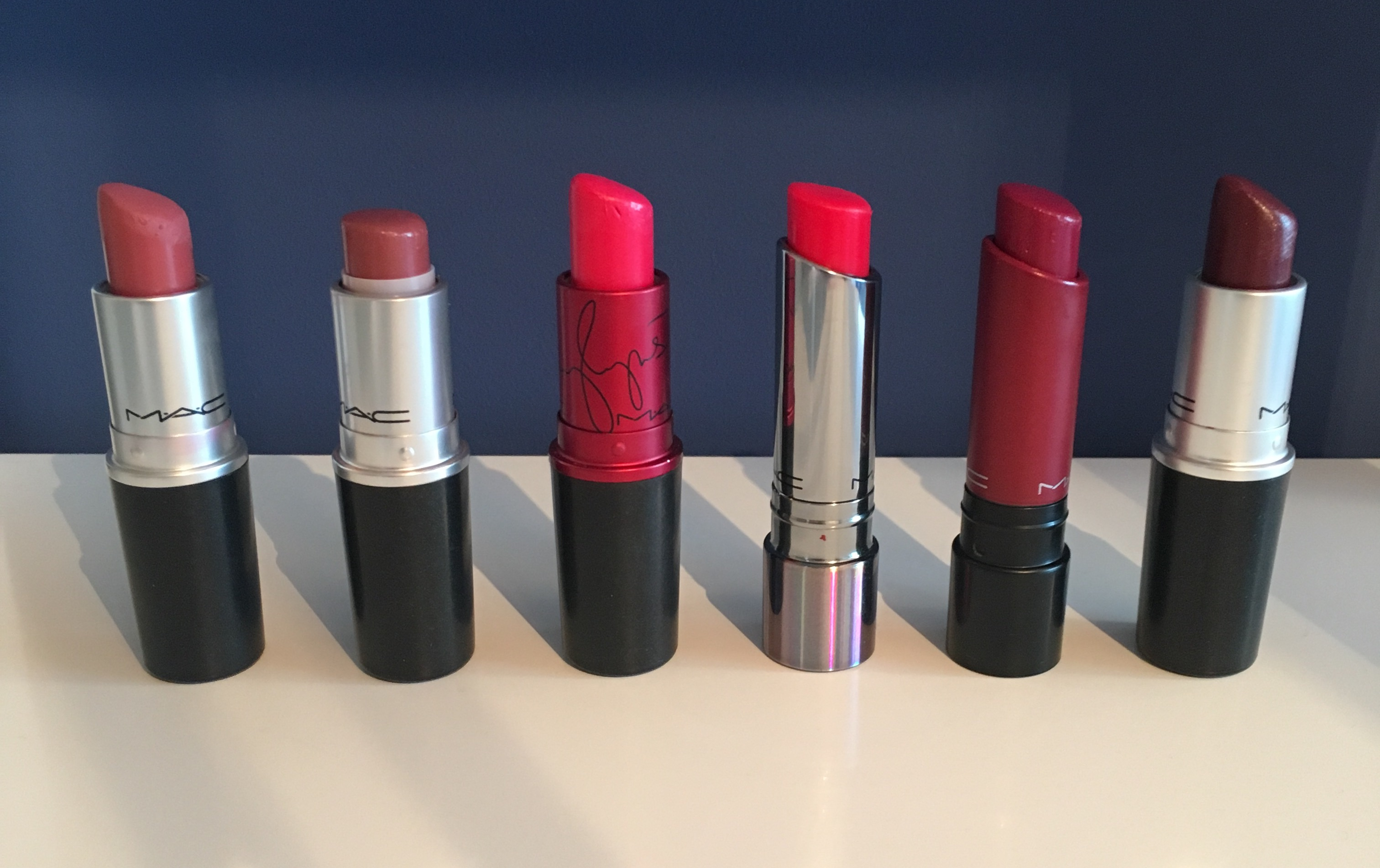 Mehr, Fast Play, Viva Glam Miley Cirrus, Play with me, Marsala