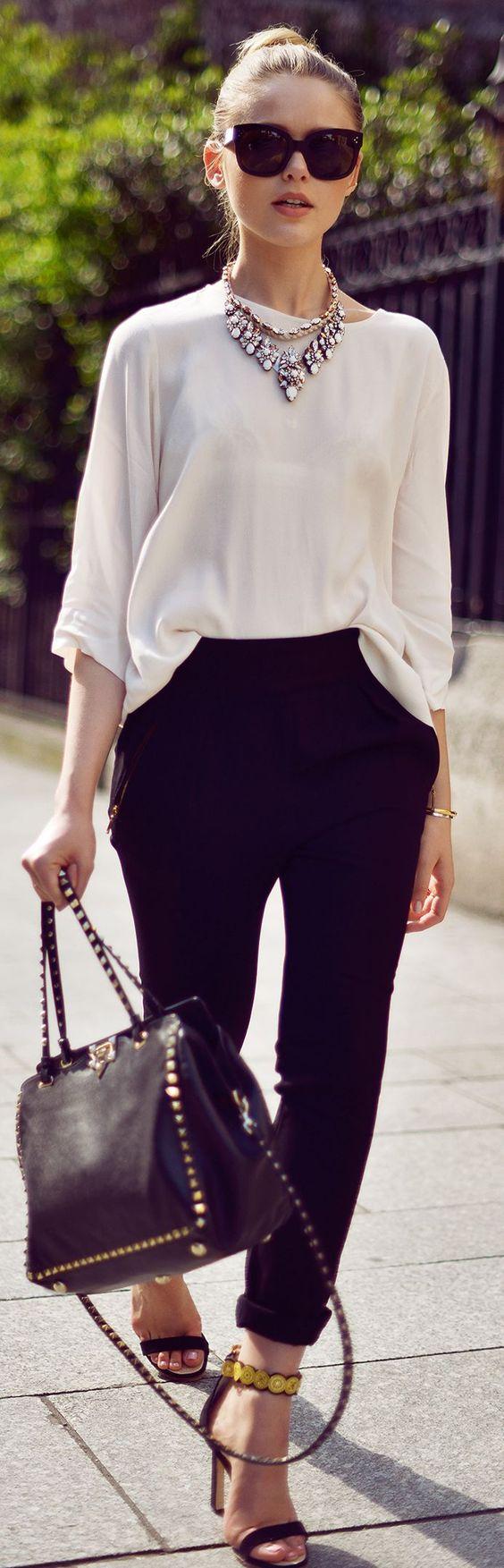 Pinterest - Portez votre skinny cuir avec une veste en fourrure synthétique à imprimé léopard et des babies.