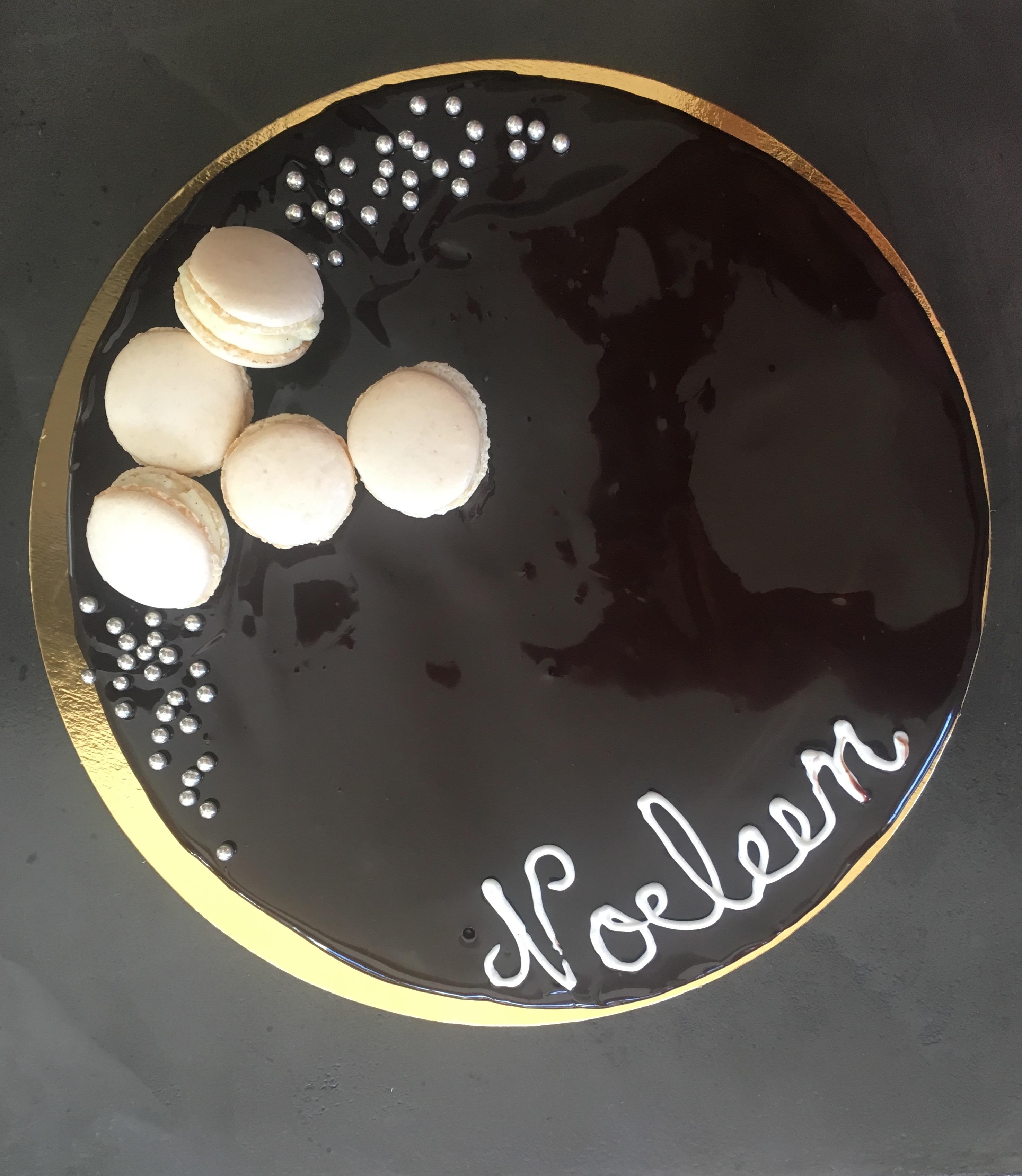 Recette bavarois 3 chocolats
