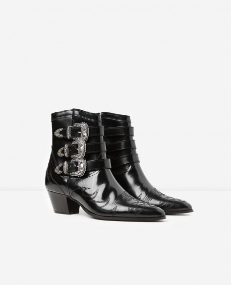 Boots santiago the Kooples