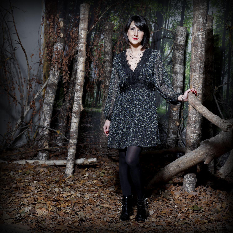 Robe Zara, blog mode