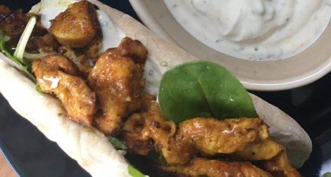 Recette kebab maison