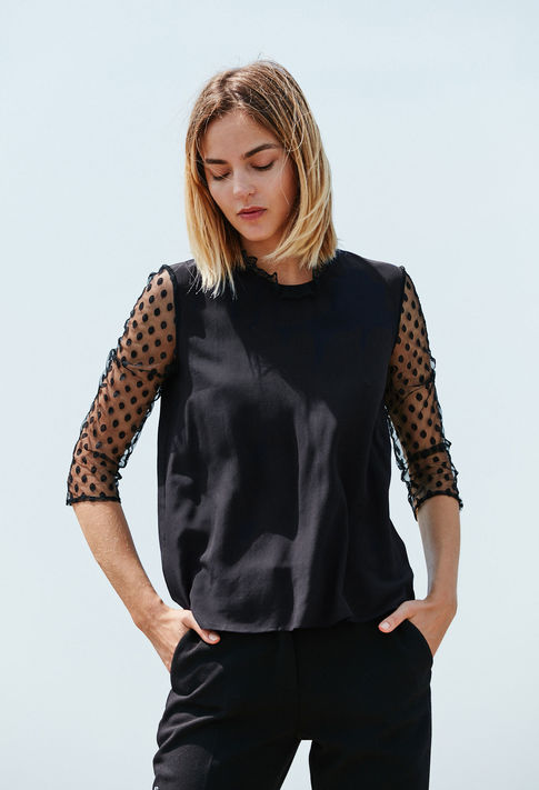 Top Benedicte Claudie Pierlot