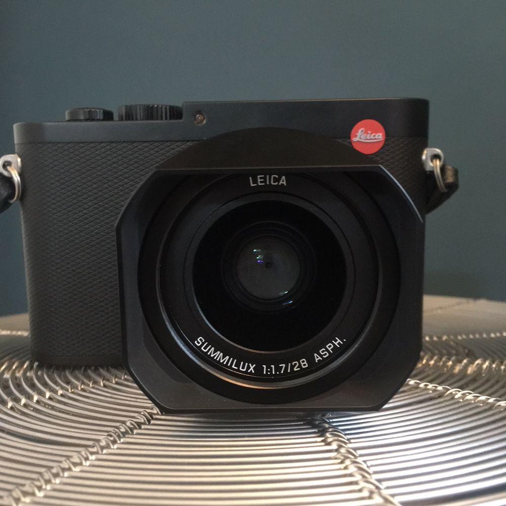 Leica Q blogueuse mode