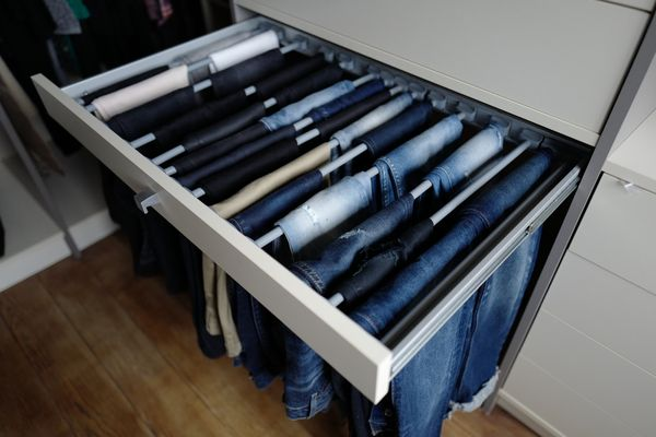 organisation du dressing, blog mode