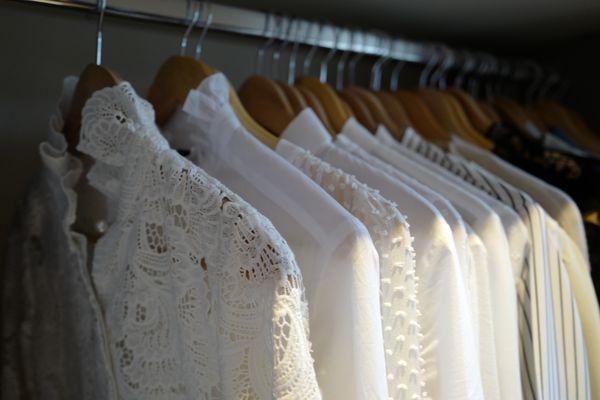 rangement garde-robe, blog mode