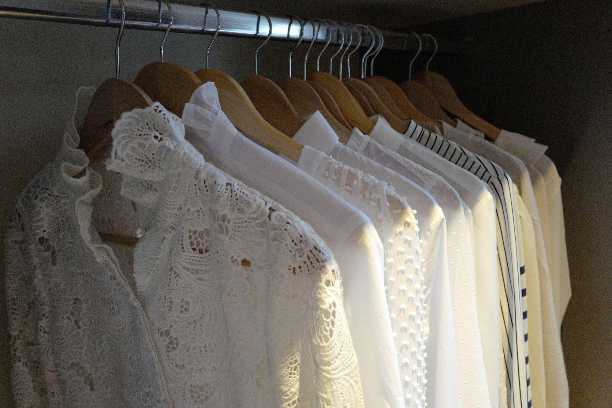 rangement dressing blog mode