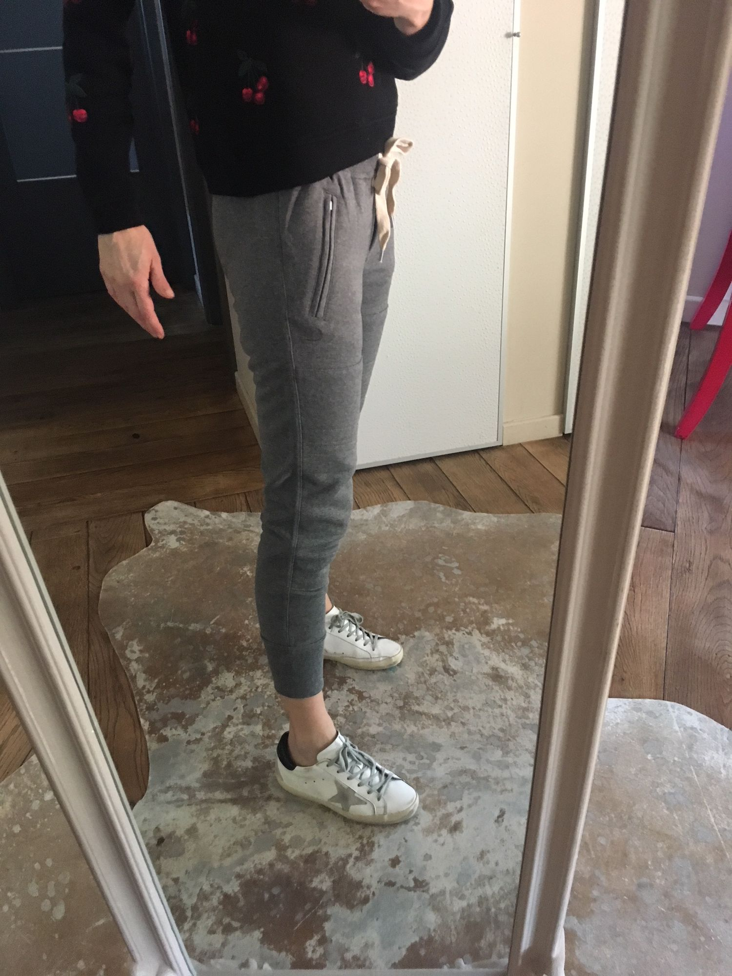 Lux Joggers Sincerely Jules, blog mode