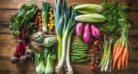Menus hebdomadaires healthy